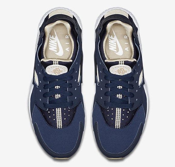 Air Huarache Midnight Navy