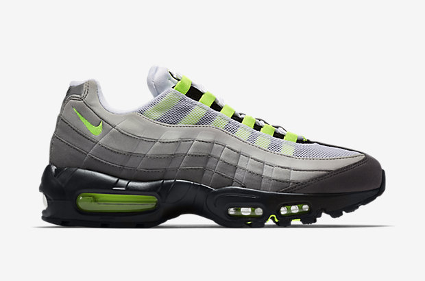 Nike Air Max 95 OG 'Neon' - Available
