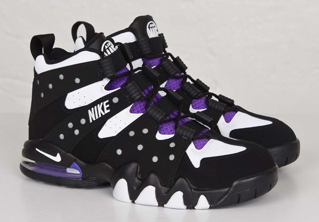 ... Nike Air Max2 CB '94 OG Black White Pure Purple ...