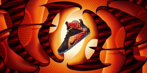 Nike LeBron 12 'Young Dragons'
