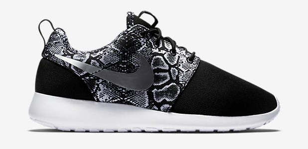 low priced 392a9 0c0e4 Snakeskin Slithers Its Way on the Nike Roshe One - WearTesters
