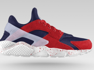 Snakeskin & Poly Fleece Added to the Nike Air Huarache Run iD-3