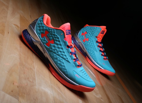 Under Armour Curry One Low SC30 Select Campcollectionpretty and colorful