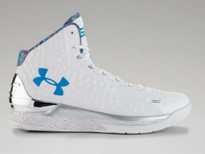 Under Armour Curry One 'Splash Party' Will See A Release 1
