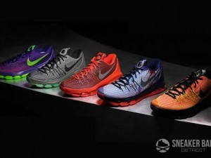 Upcoming Nike KD8 Colorways
