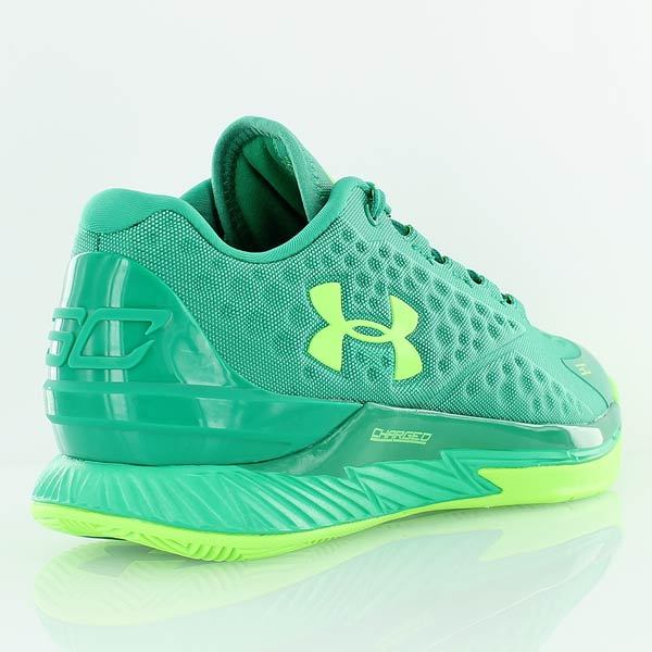 under armour curry 1 low green grey