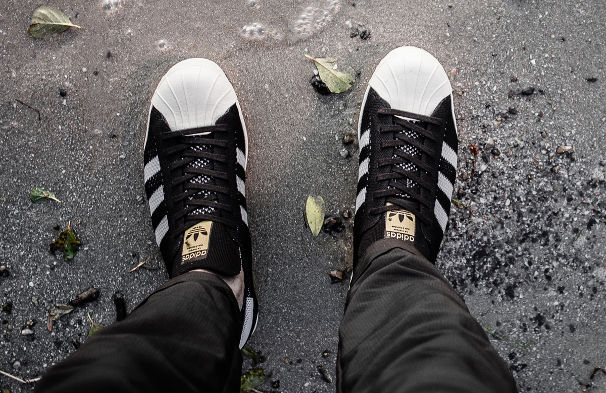 Superstar 80s Primeknit Shoes