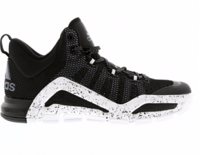 adidas CrazyQuick 3 Black White 1