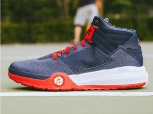 adidas D Rose 773 IV blue red