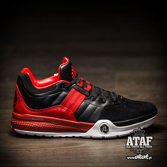 adidas rose englewood low