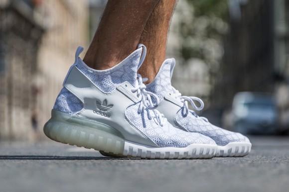 Adidas Tubular X Primeknit White
