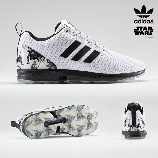 adidas zx flux star wars miadidas options available now weartesters. Black Bedroom Furniture Sets. Home Design Ideas