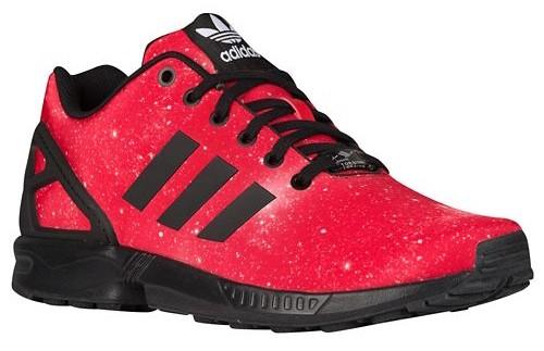 Adidas Zx Flux Galaxy Black