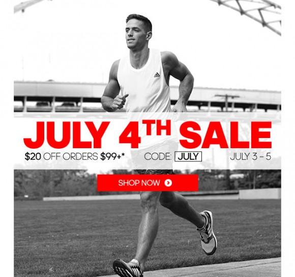 adidas july 4 sale