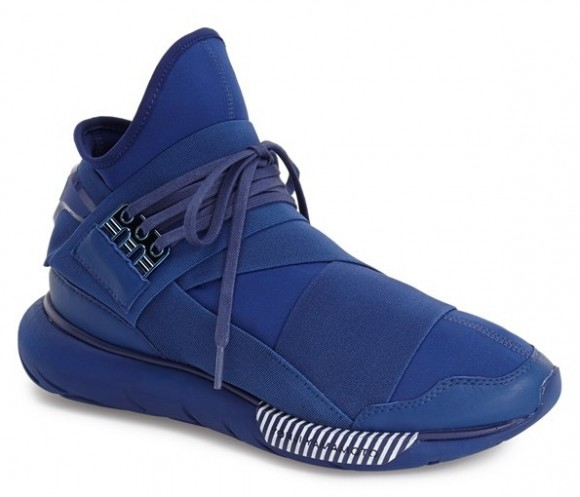 adidas Y-3 Qasa High Turns Monochromatic Blue