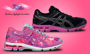 asics sneakers breast cancer