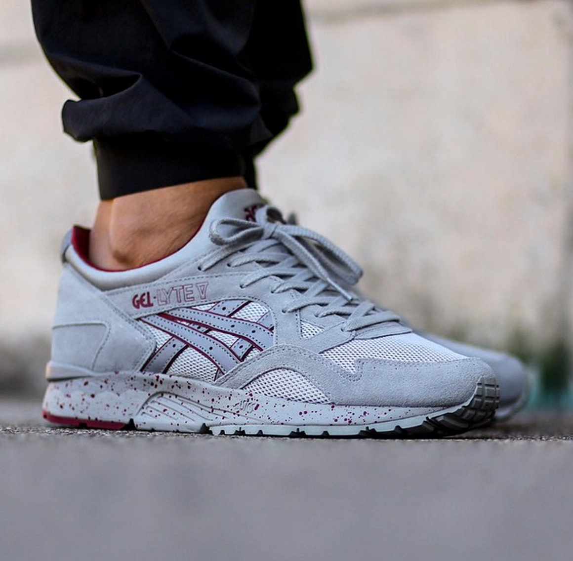 this latest asics gel lyte v is killer weartesters