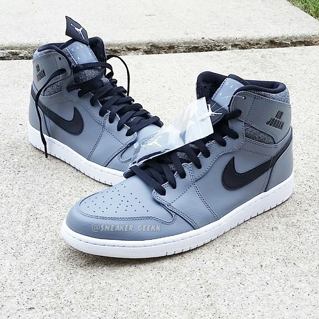 Air Jordan 1 Retro High Rare Air 'Cool Grey' – Available Now