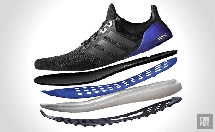 Complex Explains How adidas Boost Technology is Making the Brand ...