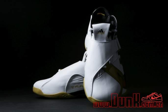 Adidas T Mac 5 Bianco wefqr