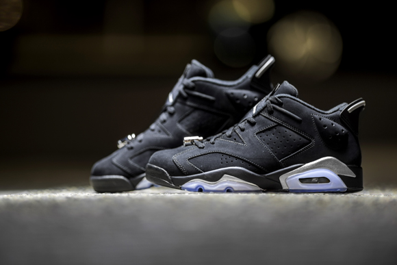 air jordan 6 retro low chrome for sale