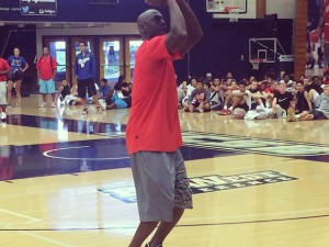 Kid Gets A Shot To Ask Michael Jordan Anything And Blows It