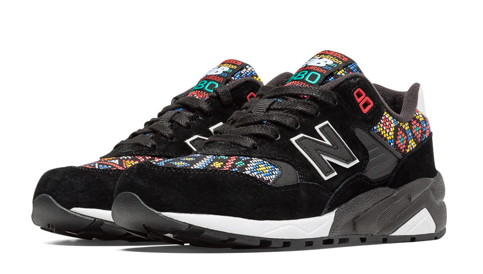 new styles 764b3 2c11e New Balance 580 'Considered Chaos' - WearTesters