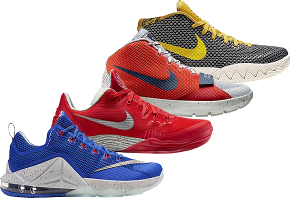 Nike Basketball 'Rise' Collection is Available Now