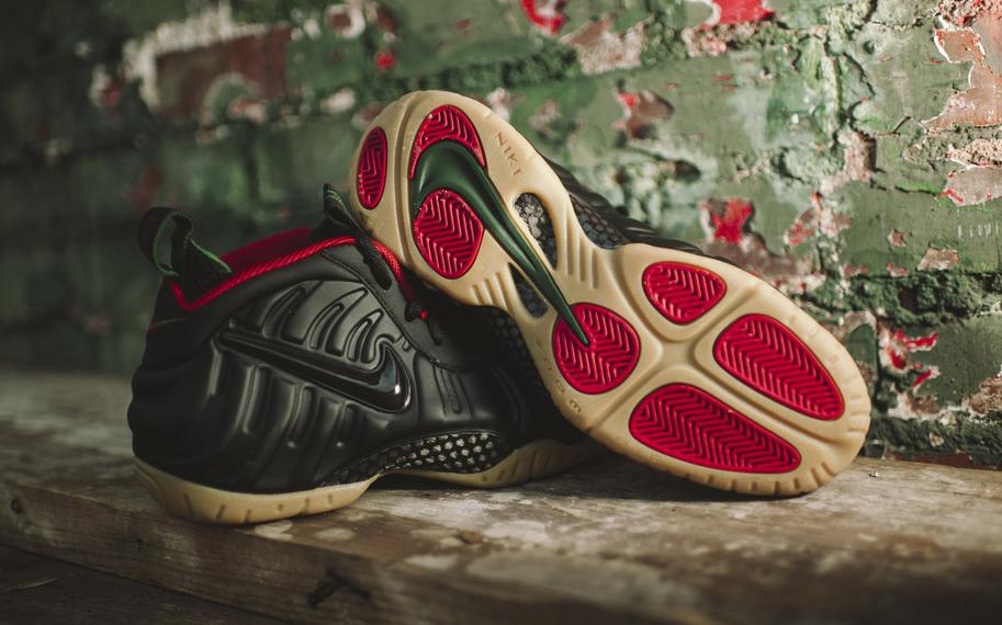 Nike Foamposite Gucci Footlocker