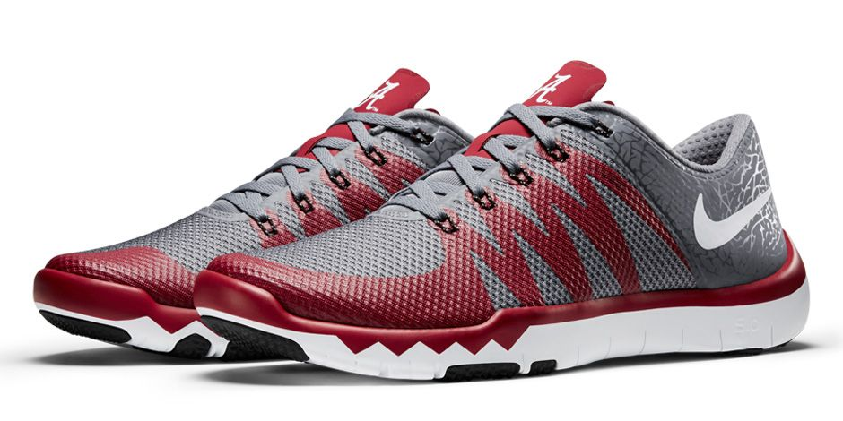 Hommes Nike Free Trainer 5.0 V6 Le Football Alabama
