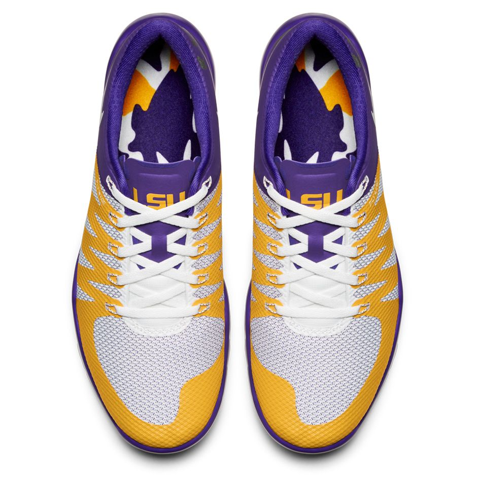 Nike Free Tr 5 0 V6 Sports Lsu