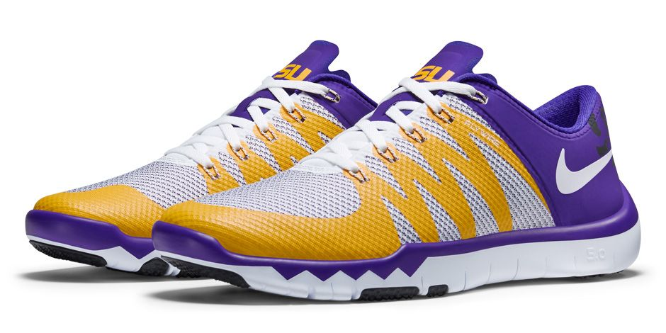 new styles ace53 741e1 Rep Your College w/ the Nike Free Trainer 5.0 V6 'Week Zero ...