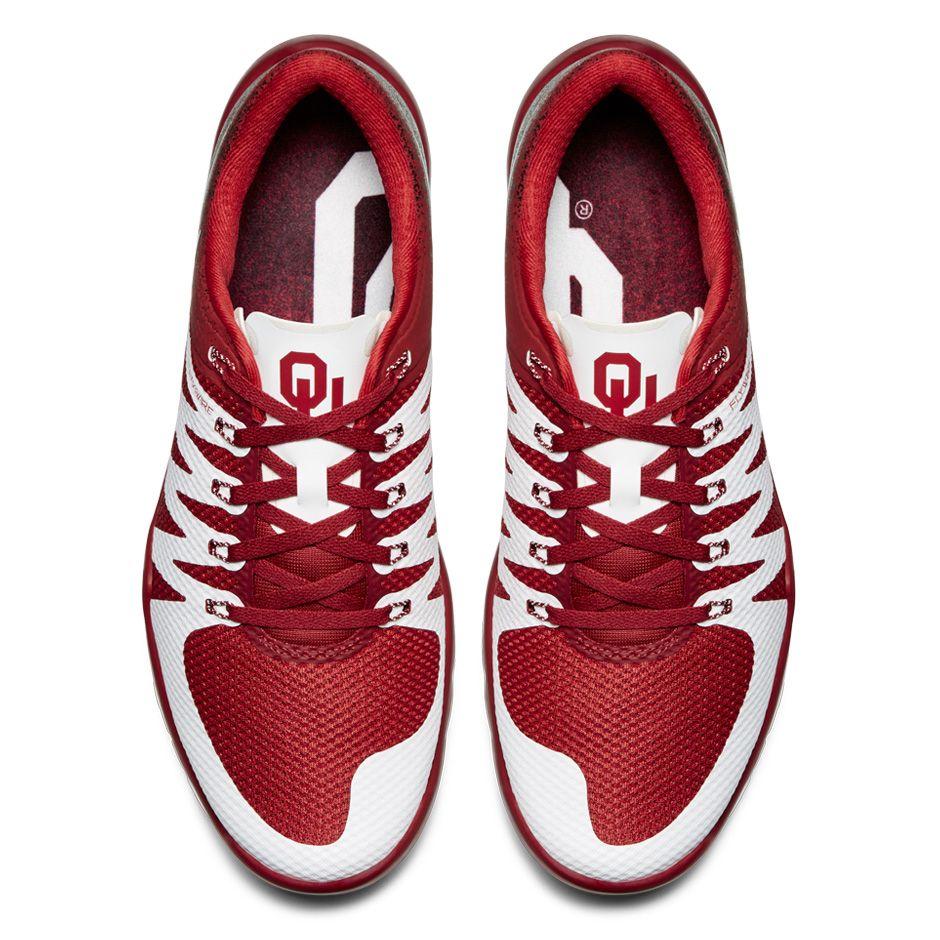 Oklahoma Sooners Nike Training Shoes