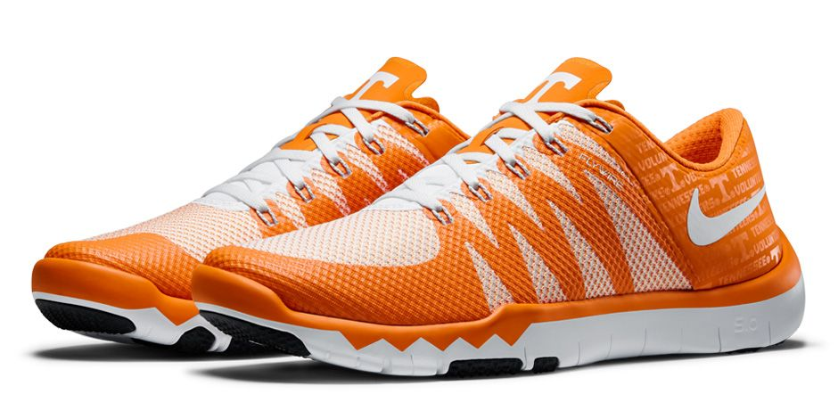 nike free trainer 5.0 v6 amp tennessee