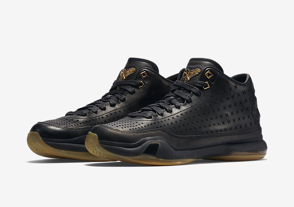 newest collection 8843d 15040 The gold Kobe logo on the tongue matches the gum rubber outsole below. Look  for this pair to drop soon at Nike Basketball retailers.