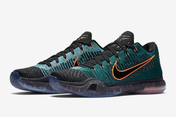 Nike Kobe X 'Drill Sergeant' – Official Look + Release Info 1