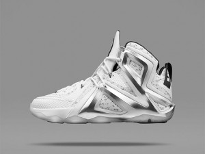 Nike Lab LeBron 12 Elite Pigalle Collab latreal