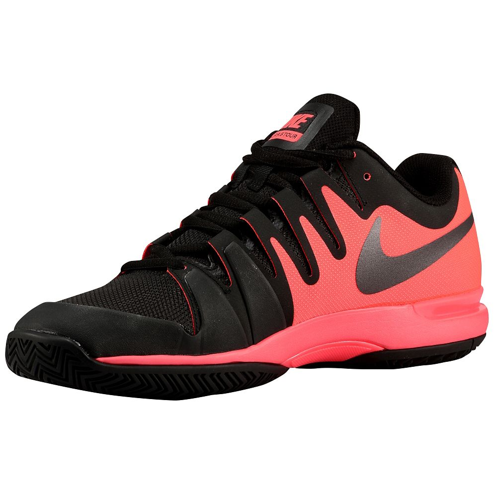Nike Zoom Vapor 9 5 Tour Hot Lava Brightens Federer S
