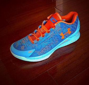 premium selection ff02b 3402e ... orange pink  Under Armour Curry One Low  E24  ...