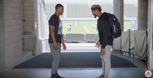 ... Odell Beckham Jr. in the Latest Foot Locker Approved Ad - WearTesters
