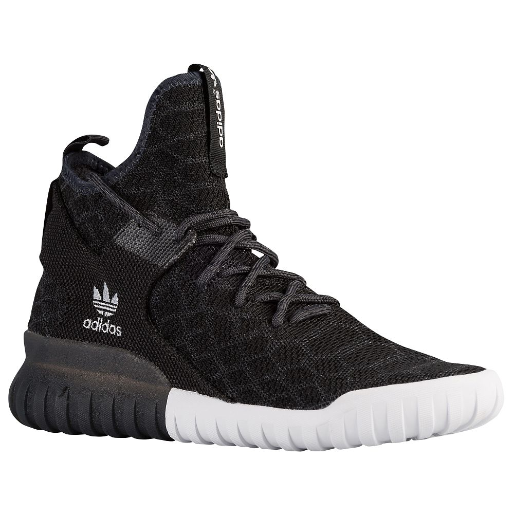Adidas Tubular High Top Black