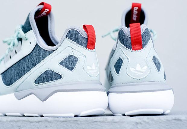 half off 46a4c e85a8 ... order adidas tubular runner weave fleece mint 3 bd117 75b6c