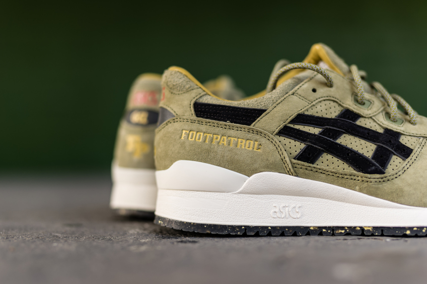 asics gel lyte 3 foot patrol
