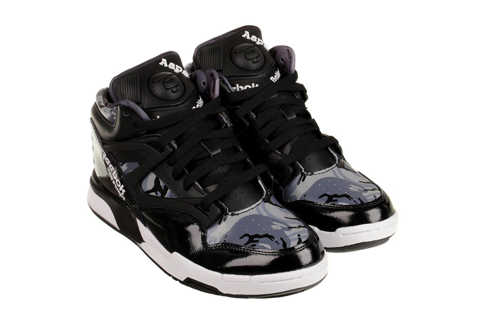 aape by a bathing ape hit the reebok pump omni lite weartesters. Black Bedroom Furniture Sets. Home Design Ideas