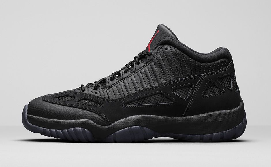 An Official Look at the Air Jordan 11 Retro Low IE 'Referee PE' 1