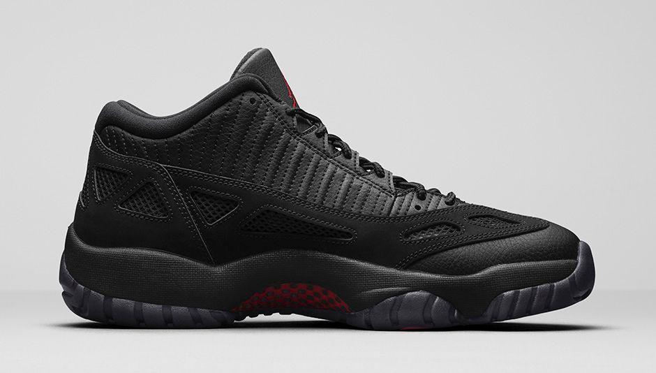 An Official Look at the Air Jordan 11 Retro Low IE 'Referee PE' 4
