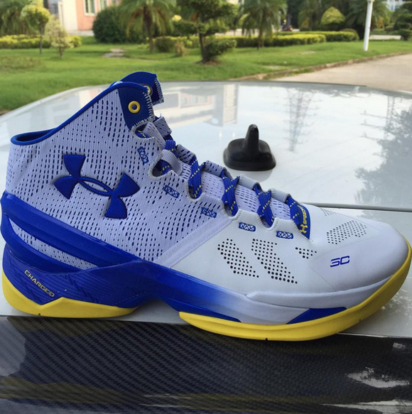 separation shoes 1969e ec0f7 Under Armour Curry 2 'Dub Nation Home' | Release Date ...