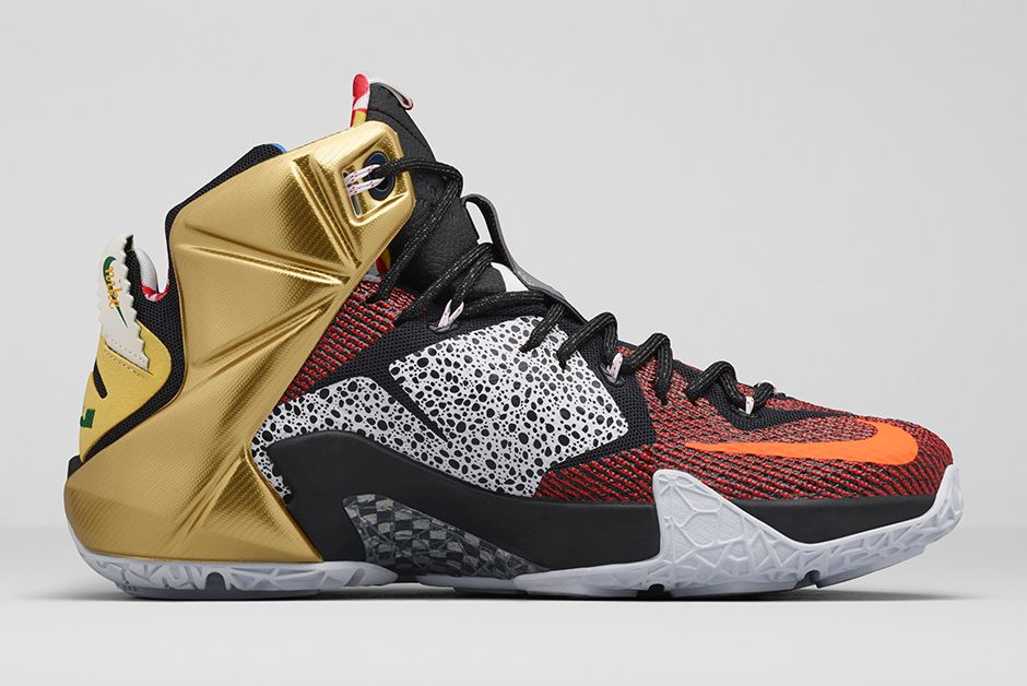 new arrival a1068 eb9c8 ... reduced get an official look at the nike lebron 12 what the 2 83c4b  08771