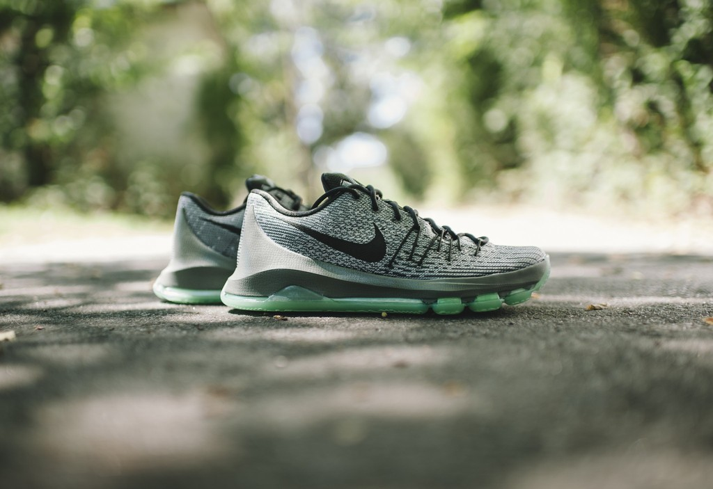 brand new 51268 602b5 The Nike KD 8 'Hunt's Hill Night' Dropped at Retailers Today ...