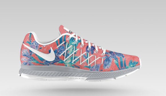Photosynthesis Print on the Nike Air Zoom Pegasus 32 iD – Now Available-2